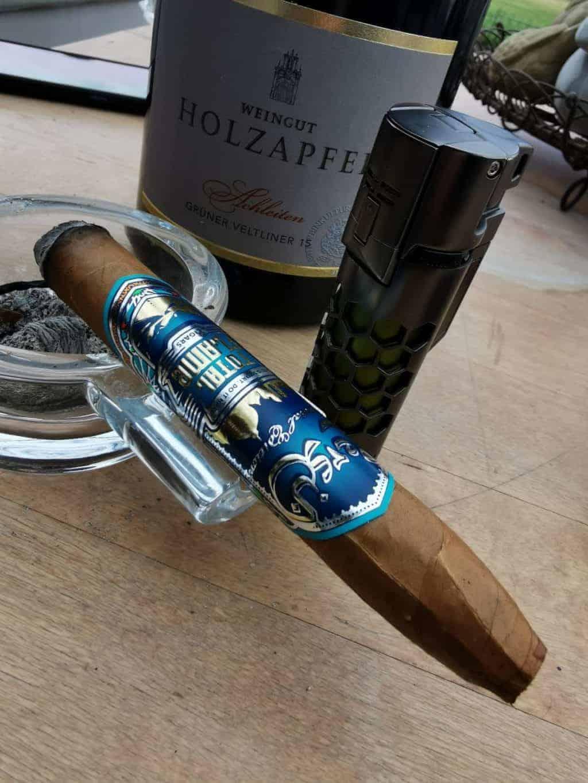 9. Tag Zigarren und Wein Corona Tagebuch Bild 2