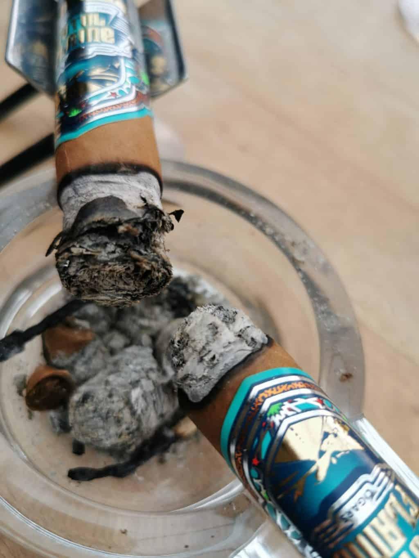 9. Tag Zigarren und Wein Corona Tagebuch Bild 4