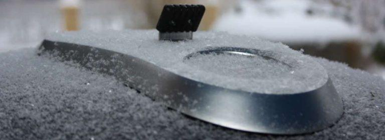 Adi Matzek Grillschule Winter Griller Schnee
