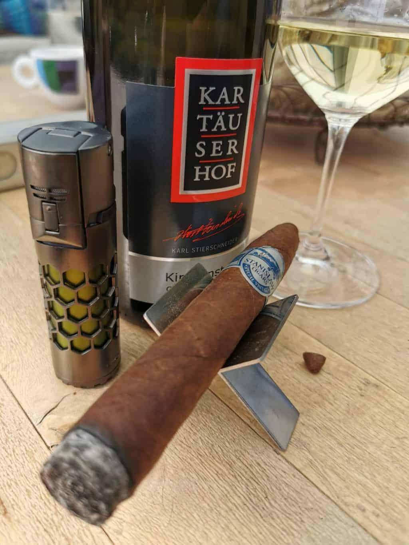 2. Tag Cigar Sunday Corona Tagebuch Bild 2