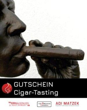 Cigar Tasting Gutschein