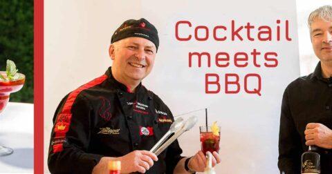 Cocktail meets BBQ mit Stefan Jaros und Adi Matzek