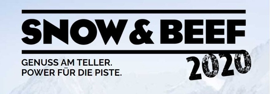 snow and beef logo 2020