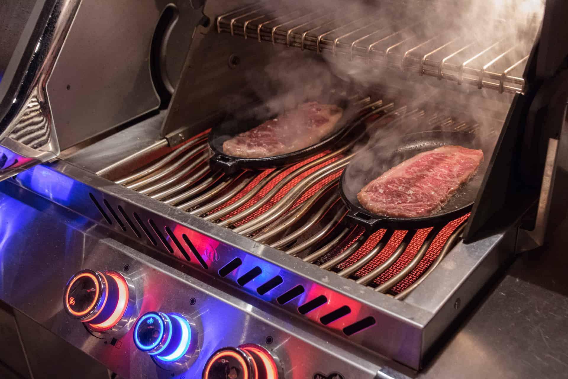 Steak Tasting Grillschule Adi Matzek