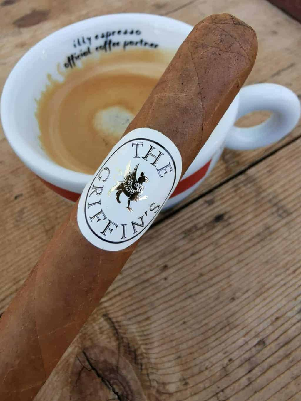 18. Tag Zigarre & Kaffee Tagebuch Bild 1