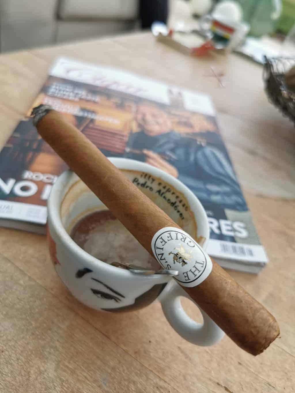 18. Tag Zigarre & Kaffee Tagebuch Bild 2