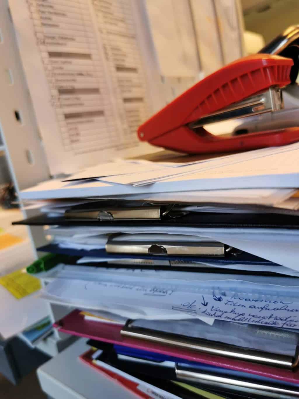 19. Tag Büroneuordnung Corona Tagebuch Bild 2