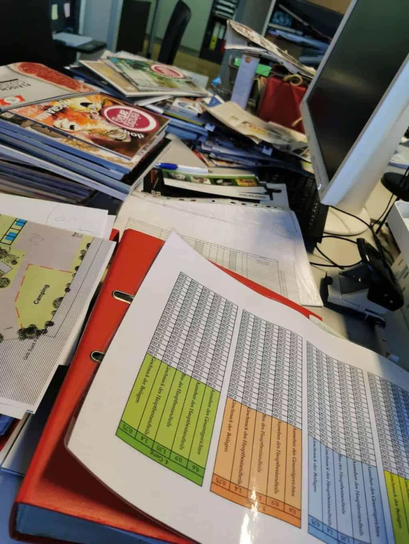 19. Tag Büroneuordnung Corona Tagebuch Bild 7