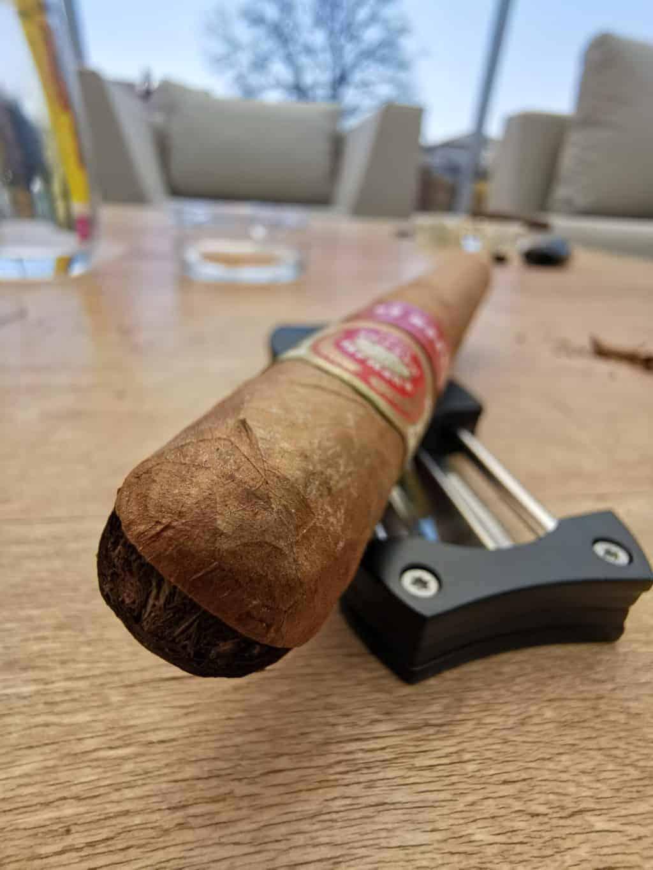 32. Tag Zigarre öffnen Corona Tagebuch Bild 8