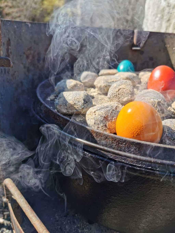 34. Tag Dutch Oven Ribs Corona Tagebuch Bild 1