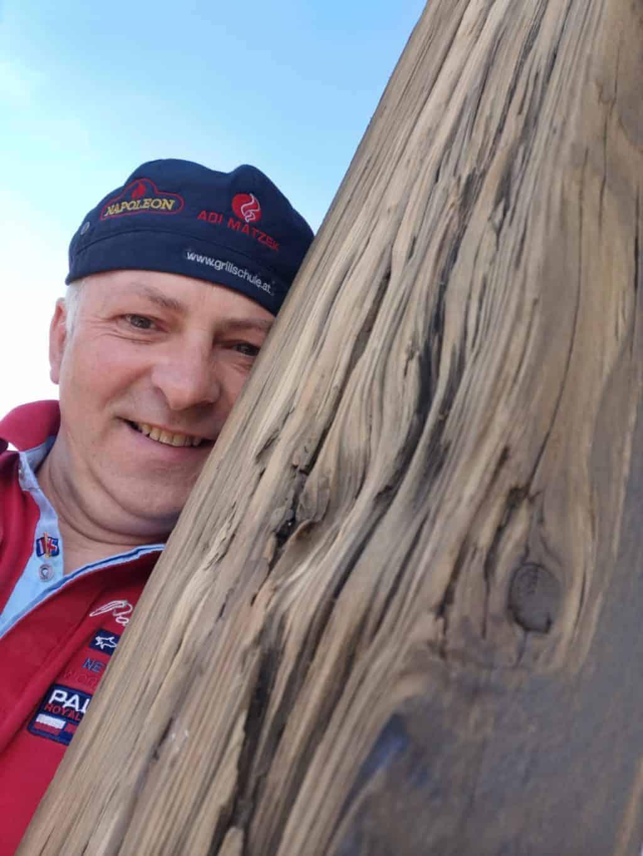 36. Tag Mein Holz Corona Tagebuch Bild 2