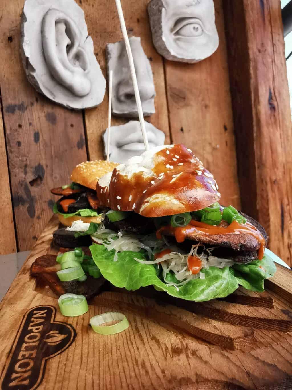 45. Tag Austrian Style Burger Corona Tagebuch Bild 1
