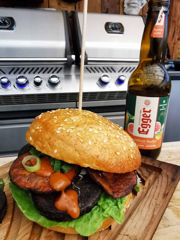 45. Tag Austrian Style Burger Corona Tagebuch Bild 2