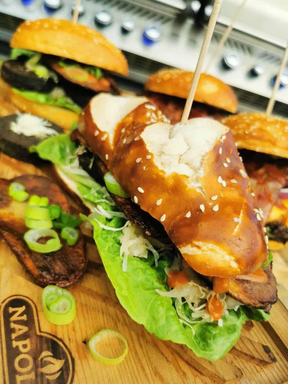 45. Tag Austrian Style Burger Corona Tagebuch Bild 4
