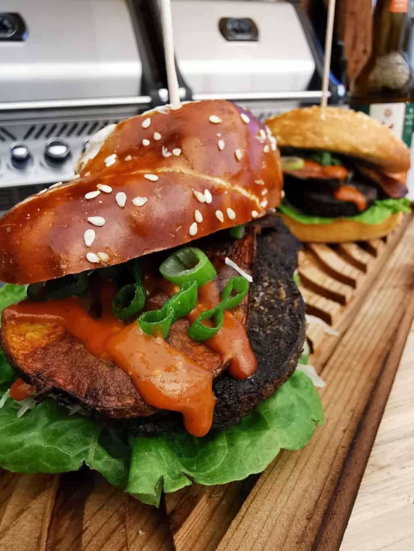 45. Tag Austrian Style Burger Corona Tagebuch Bild 5