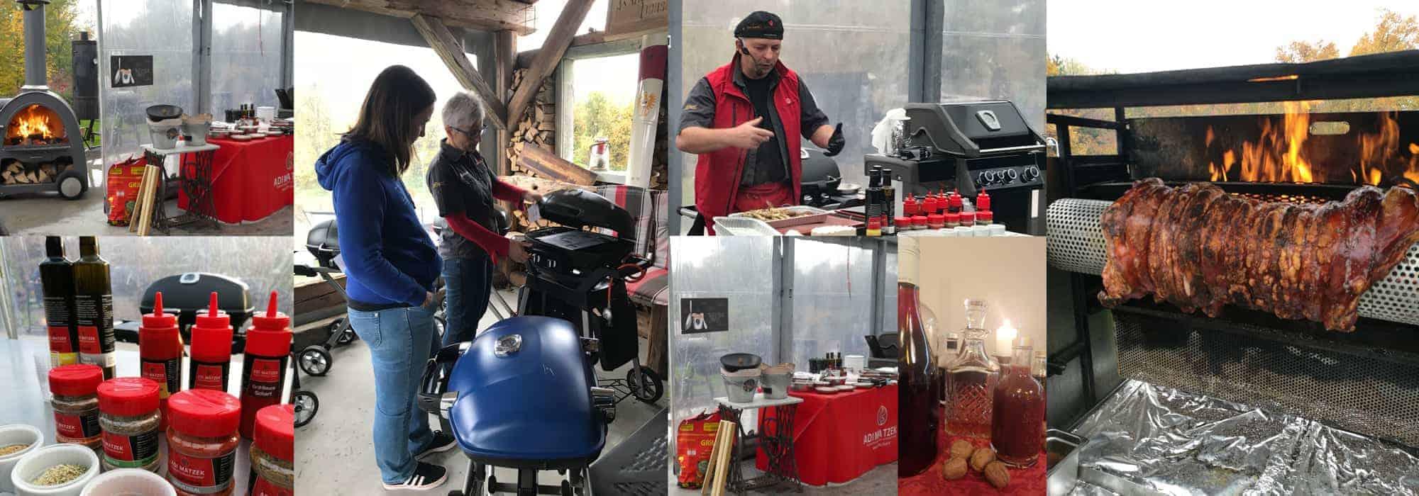 Winteropening Grillschule Adi Matzek
