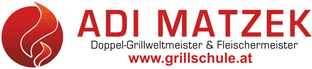 Logo Adi Matzek Doppel Grillweltmeister & Fleischermeister